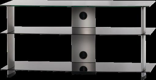 SONOROUS PL3100 - Meuble TV - Dimension d'écran conseillée : - 42 - Noir