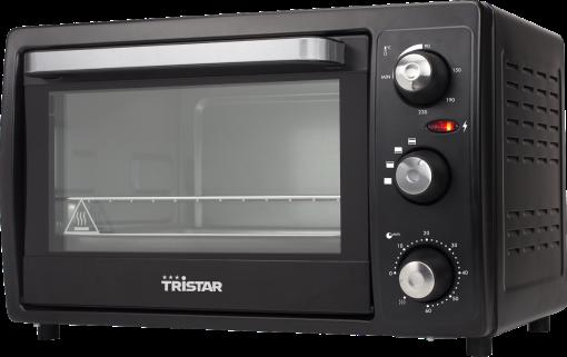 tristar ov 1436 kompakter ofen 19 l schwarz g nstig kaufen kompaktback fen media markt. Black Bedroom Furniture Sets. Home Design Ideas