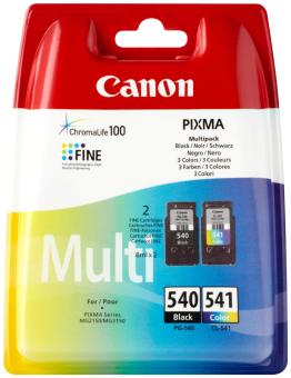 Canon Pg-540 / Cl-541 Multipack Tintenpatronen