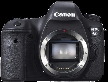 Canon EOS 6D, Body, 20.2 MP, Noir