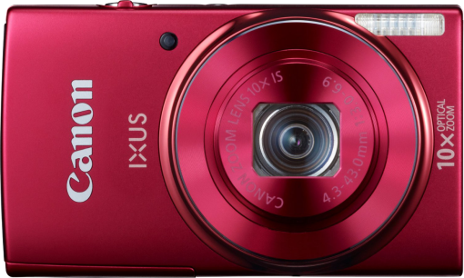 Canon IXUS 155, 20 MP, rouge