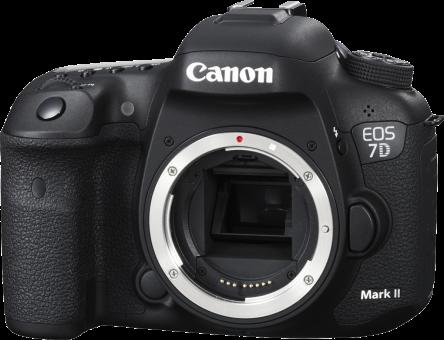 Canon EOS 7D Mark II Body, 20.2Mp, Noir Appareil photo reflex Noir