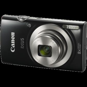Canon IXUS 185 Essential Kit - Kompaktkamera - 20 MP - Schwarz