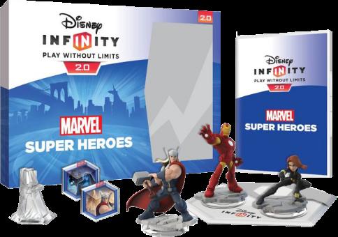 Disney infinity 2 0 marvel super heroes starter pack ps4 multilingue jeux ps4 aventure - Jeux en ligne ps4 ...