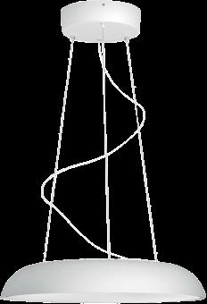 PHILIPS Amaze - Lampada a sospensione - 39 W - Bianco