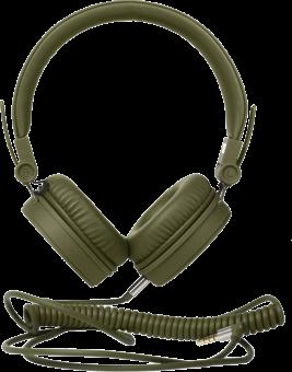 FRESH' N REBEL Caps - Cuffie On-Ear - Struttura Chiudibile - Verde