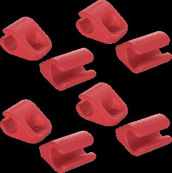 allocacoc CableFix - Rot