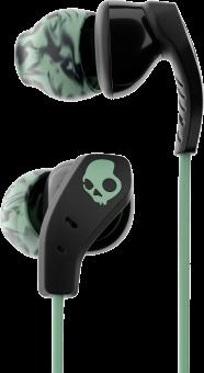 Skullcandy Method - Auricolari sport - Verde/Nero