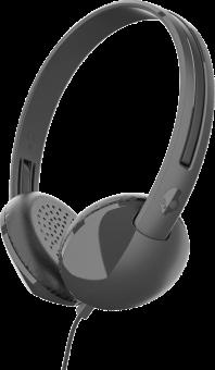 Skullcandy Stim - On-Ear Kopfhörer - Mit Mikrofon - Schwarz/Dunkelgrau
