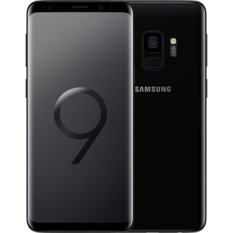 Samsung Galaxy S9 - Smartphone Android - 64 Go - Midnight Black Samsung Galaxy S9