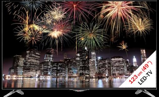 LG 49UB830V, LCD/LED TV, 49, 900 Hz, noir