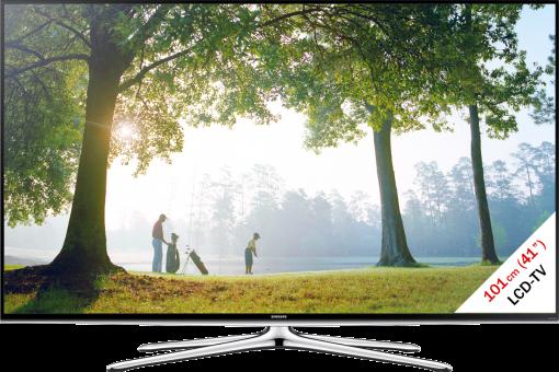 SAMSUNG UE40H6270SSXZG, LCD/LED TV, 40, 200 Hz, Schwarz