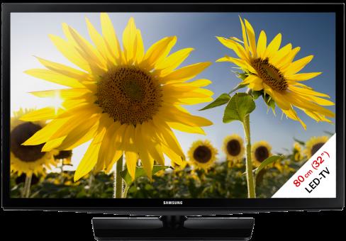 Samsung UE32H4000AWXZG, LCD/LED TV, 32, 100 Hz, Schwarz