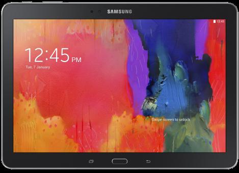 SAMSUNG T520 Galaxy TabPRO 16 GB, schwarz