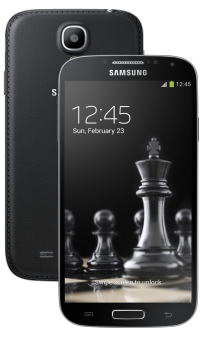 SAMSUNG Galaxy S4, 16Go Black Edition