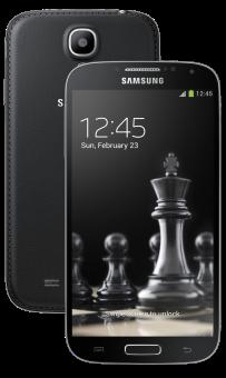 SAMSUNG Galaxy S4, 16GB Black Edition