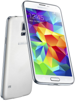 SAMSUNG Galaxy S5, 16GB, weiss