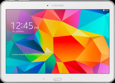 SAMSUNG Galaxy Tab4 10.1, 16 Go, blanc