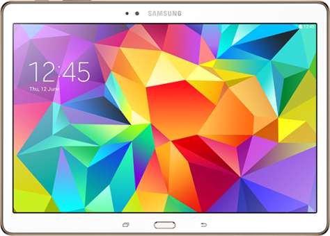 SAMSUNG T800 Galaxy Tab S, weiss