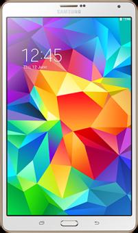 SAMSUNG T700 Galaxy Tab S, weiss