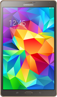 SAMSUNG T700 Galaxy Tab S, bronze