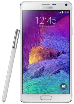 Samsung  Galaxy Note 4 - Android Smartphone - 32 GB - Weiss