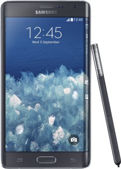SAMSUNG GALAXY Note Edge, schwarz