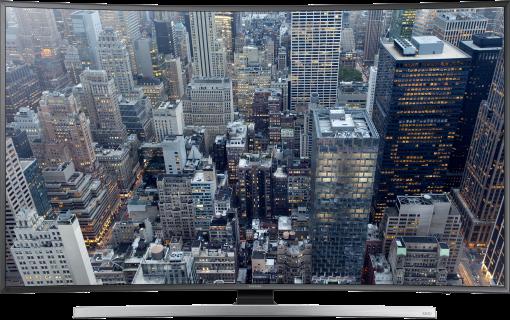 SAMSUNG UE65JU7580TXZG, LCD/LED TV, 65, 1600 Hz, schwarz