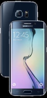 Samsung Galaxy S6 Edge, 32GB, schwarz