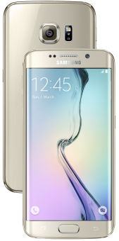 Samsung Galaxy S6 Edge, 64GB, gold