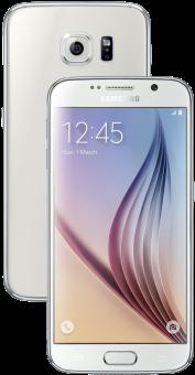 Samsung Galaxy S6, 32GB, weiss