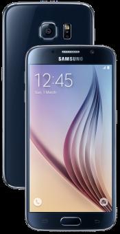 Samsung Galaxy S6, 32GB, schwarz