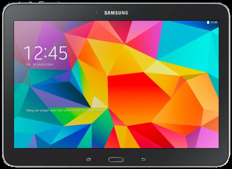 SAMSUNG Galaxy Tab4 10.1 ValueEdition, 16 GB, schwarz