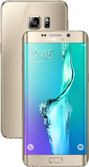 Samsung Galaxy S6 Edge + - Android Smartphone - 32 GB - Gold