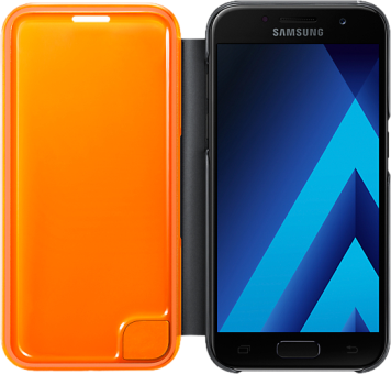 galaxy a3 2017 custodia flip