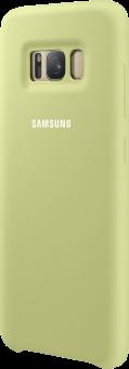SAMSUNG - Silicone Cover - Grün