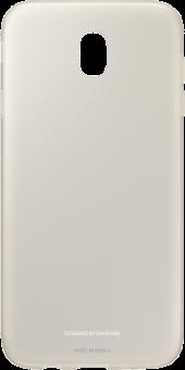 SAMSUNG Jelly Cover - Per Galaxy J7 (2017) - Oro