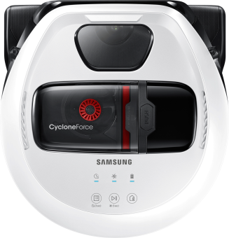 Samsung VR10M7019UW/SW - Staubsaugerroboter - 80 Watt - Weiss