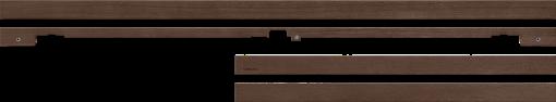 SAMSUNG VG-SCFM55DW/XC - TV Rahmen - Für The Frame (55) - Walnuss