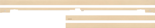 SAMSUNG VG-SCFM55LW/XC - TV Rahmen - Für The Frame (55) - Beige Holz