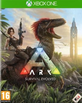 ARK: Survival Evolved, Xbox One [Versione tedesca]