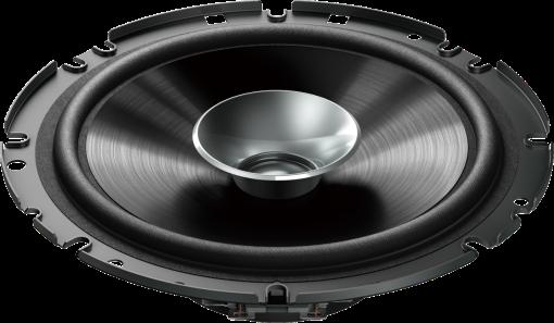 Pioneer TS-G1710F - Haut-parleur - 280 W - Noir