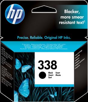 HP 338, noir Tintenpatronen