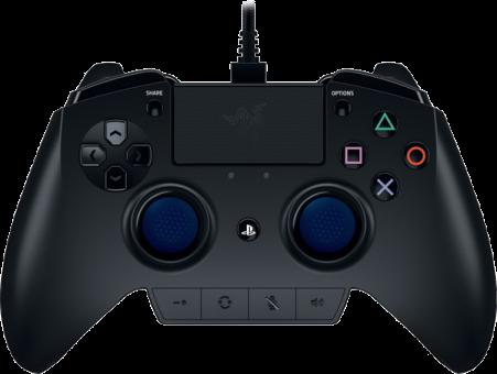 Razer Raiju - Gaming Controller - Kompatibel mit PS4 - Schwarz