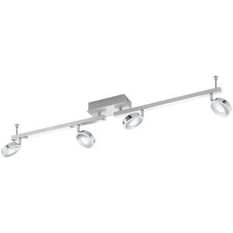 EGLO  CARDILLIO 95999 - Spot - 4X 3.3 W/LED, 2X 3.3W/LED - Chrome/Satiné