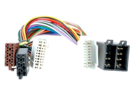 RTA 021.361-0 - MP3 PARROTT Kabelsatz - Für Honda/Opel/Suzuki - Multicolor