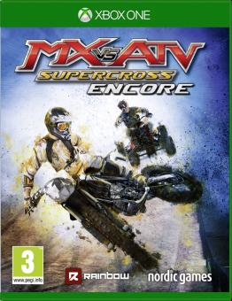 MX vs ATV: Supercross Encore, Xbox One