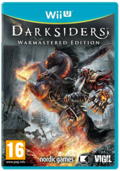 Wii U - Darksiders: Warmastered Edition /D