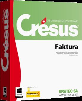 Crésus Faktura PRO, PC