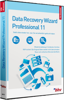 DataRecovery Wizard 11 Professional, PC